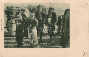 Bulgarian folklore, Bolgár folklór