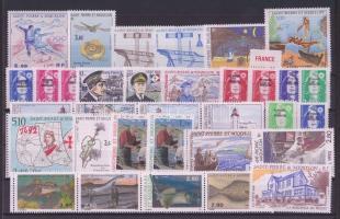 1992-1993 33 klf bélyeg sorokkal
