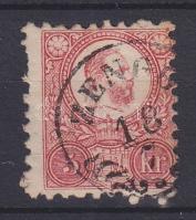 1871 Réznyomat 5kr ZENGG