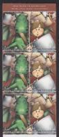 2010 Europa CEPT Gyermekkönyvek bélyegfüzet