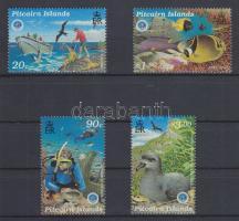 International Year of the Ocean set, Nemzetközi óceán-év sor, Internationales Jahr des Ozeans Satz