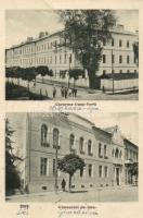 Dés with military barracks So.Stpl