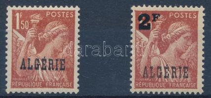 1945 Mi 213 2F nélkül / without overprint 2F