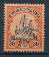 Deutsch Südwestafrika 1901 Mi 16