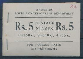 1954 Bélyegfüzet / Stamp booklet