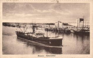 Rosario ferryboat, Rosario komphajó