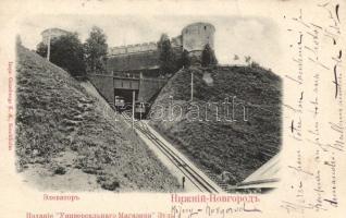 Nizhny Novgorod funicular Nizhny Novgorod funicular