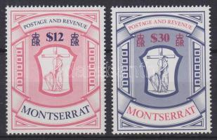 1983 Forgalmi, címer Mi 511-512