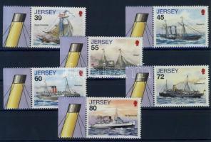 2010 Postahajók sor Mi 1481-1486