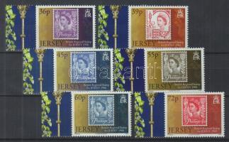 2010 Portatörténet - Regionális forgalmi bélyegek sor Mi 1488-1493
