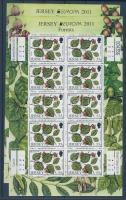 2011 Europa CEPT Erdők kisívpár Mi 1536-1537