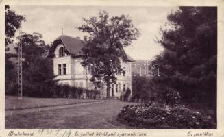 Budakeszi Erzsébet Szanatórium E pavillon