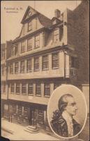 Frankfurt a. M., Goethehaus / Goethe's House