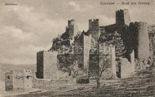 Orsova castle