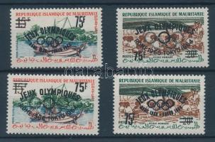 1962 Római olimpia Mi I-II (I + II)