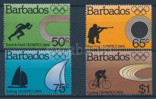 1984 Nyári olimpia, Los Angeles sor Mi 600-603