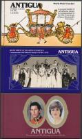 1977-1981 3 klf bélyegfüzet