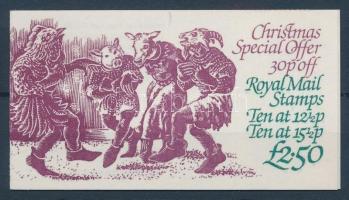1982 Bélyegfüzet Mi 62