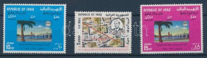 1970 A nemzet fejlődése sor Mi 630-632