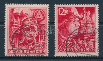 1945 SA és SS Mi 909-910