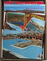 Kanári szigetek 217 db modern képeslap sok érdekességgel