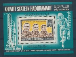 1967 Asztronauták blokk 16A