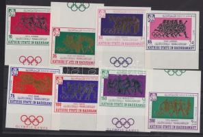 1967 Nyári olimpiai játékok, Mexikó sor Mi 175B-782B