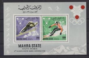 1967 Téli olimpiai játékok blokk 4