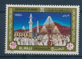 1983 Zarándoklat Mekkába Mi 253