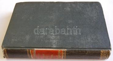 Zimmermann, W.F.A.: Der Erdball und seine Naturwunder. Populaires Handbuch der physischen Geographie. III. vol Berlin 1855.. litho picture and numerous wood-etchings 512p.