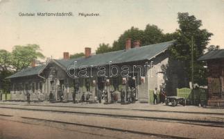 Martonvásár vasútállomás