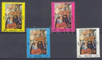1989 Nők sor Mi 1455-1458