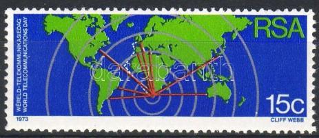 1973 Távközlési világnap Mi 427