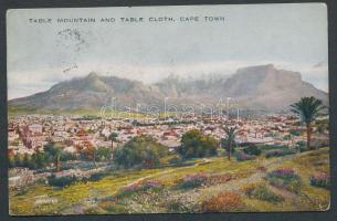 Cape Town, Table Mountain and Table Cloth