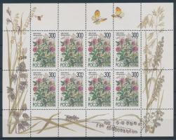 1995 Mezei virágok kisív Mi 437