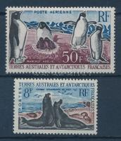 1962 Állatok Mi 25-26