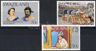 Anniversary of the reign of Elizabeth II: set, II. Erzsébet uralkodásának évfordulója sor