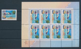 2004 Europa CEPT: Nyaralás bélyeg + kisív Mi 1172