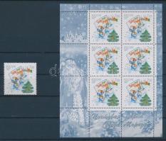 2006 Hóemberek bélyeg + kisív Mi 1388