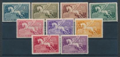 1930/32 Forgalmi bélyegek Mi 420, 422, 426, 428-431, 437, 440