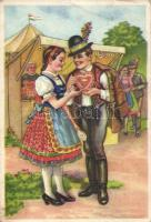 Hungarian folklore, gingerbread, Magyar népviselet, mézeskalács