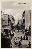 Damascus, Rue Droite / street
