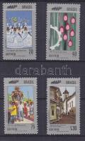 1972 Turizmus Mi 1304-1307