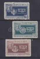 1948 Zsidó ünnep Mi 19-21
