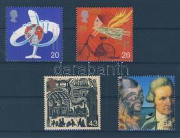 1999 Millennium (II): Közlekedésfejlesztés sor Mi 1782-1785