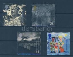 1999 Millennium (X): Katonai események sor Mi 1827-1830
