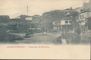 Podgorica, La Rivnitza