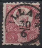 1871 Réznyomat 5kr ILLAVA