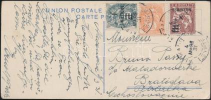 "Postcard ""ALEXANDRIE"" - Bratislava, Képeslap ""ALEXANDRIE"" - Bratislava"