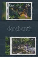 2011 Europa CEPT Erdők sor + kisívpár Mi 1967-1968